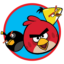 42 Angry Birds