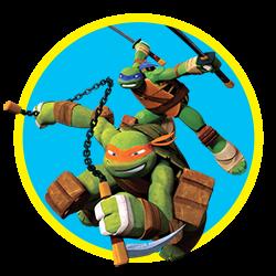 49 Tortugas Ninja