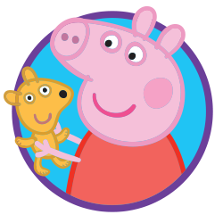 4 Peppa Pig